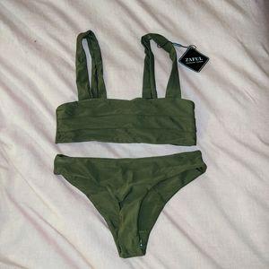 NwT Zaful swim suit set
